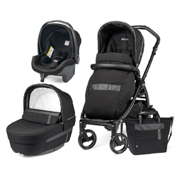 Коляска Peg Perego Book Rock Black SL Elite Modular