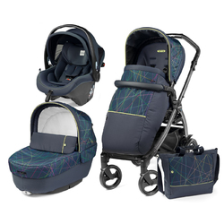 Коляска Peg Perego Book New life i-Size Elite Modular