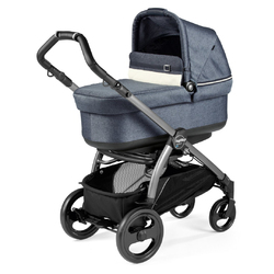 Коляска 3 в 1 Peg Perego Book 51 Pop-Up SL Luxe Mirage