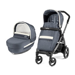 Коляска 2 в 1 Peg Perego Book 51 Elite Combo Luxe Mirage