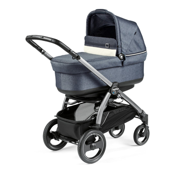 Коляска 2 в 1 Peg Perego Book 51S Pop-Up Combo Luxe Mirage