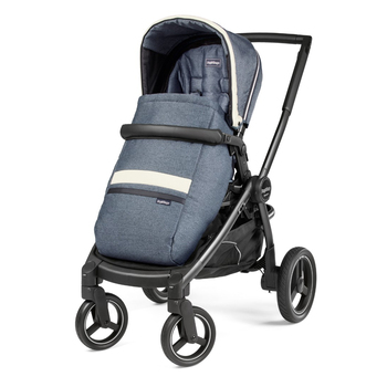 Прогулочная коляска Peg Perego Team Luxe Pure