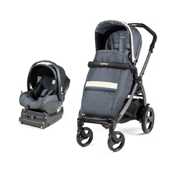 Коляска 2 в 1 Peg Perego Book 51 i-Size Travel System Luxe Mirage