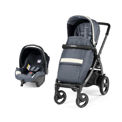 Коляска 2 в 1 Peg Perego Book 51S SL Travel System Luxe Mirage