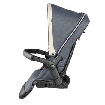 Коляска 2 в 1 Peg Perego Team SL Travel System Luxe Mirage