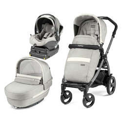 Коляска 3 в 1 Peg Perego Book 51 Elite SL Luxe Pure
