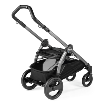 Коляска 2 в 1 Peg Perego Book 51 Pop Up Class Beige