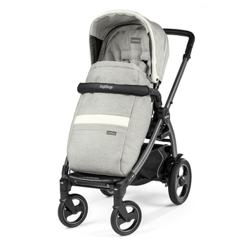 Коляска 2 в 1 Peg Perego Book 51S i-Size Travel System Luxe Pure