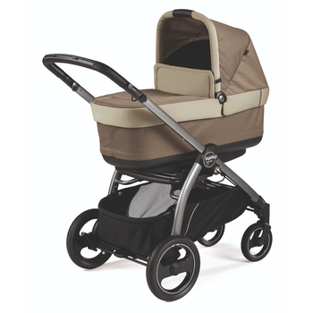 Коляска 3 в 1 Peg Perego Book S Pop Up Class Beige