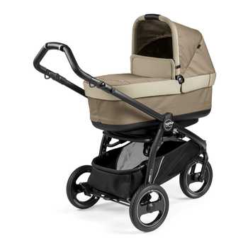 Коляска 3 в 1 Peg Perego Book Scout Pop Up Class Beige