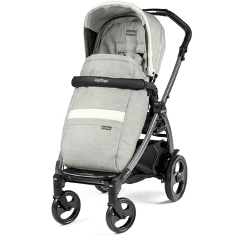 Коляска 3 в 1 Peg Perego Book 51 Pop-Up i-Size Luxe Pure