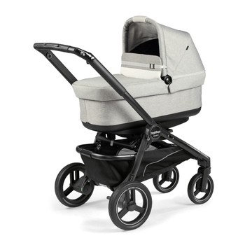 Коляска 3 в 1 Peg Perego Team Pop-Up i-Size Luxe Pure