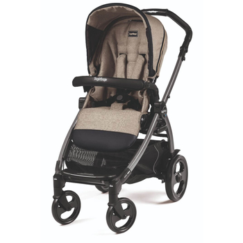 Прогулочный блок Peg Perego Seat Pop Up Luxe Ecru