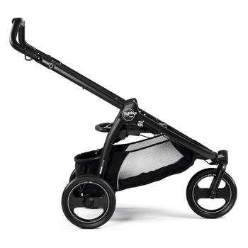 Коляска 3 в 1 Peg Perego Book Scout Pop Up Onyx